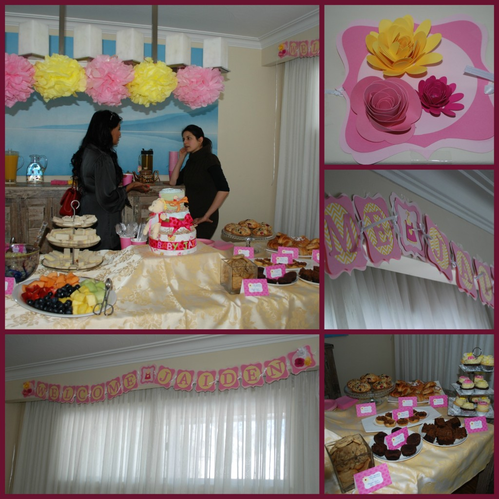 High tea themed baby shower for Afternoon tea decoration ideas