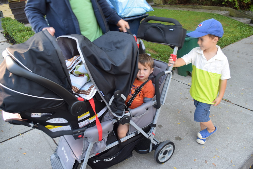 Joovy Caboose Too Ultralight Review Amp Giveaway