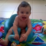 Why this 8 month-old baby needs your support!