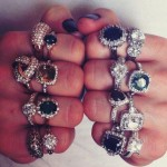 Sparkling Vintage Jewelry!! My best giveaway ever – $250 to Bee's Knees Gems (Open to Canadians)