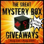 Spring Mystery Boxes Giveaway (Canada)