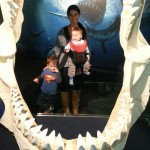 Our Family's visit to Ripley's Aquarium Of Canada