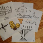 Hanukkah Arts and Crafts Activities In a Box