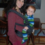 Snugli Front, Back & Hip Baby Carrier Giveaway {Canada}