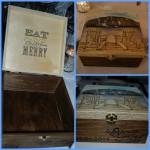 Custom Handmade Keepsake Box by ARicher Designs – Giveaway {World Wide}