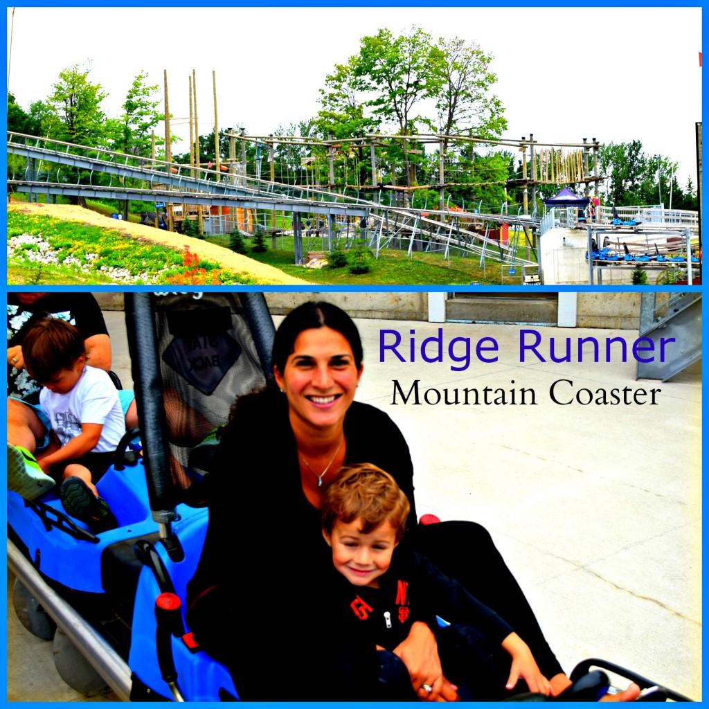 Blue Mountain Ridge Runner