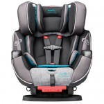 The Cadillac of Car Seats; Evenflo Platinum DLX {Giveaway!}