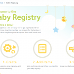 Expecting? Check out the new baby registry at Walmart Canada
