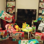 Enjoying a Girls Night Out & Checking Out the Holiday's Hottest Toys with Fisher Price