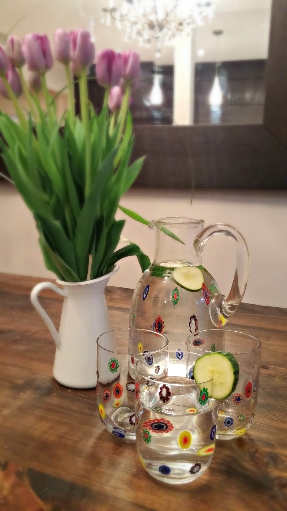 NPL Water with cucumber