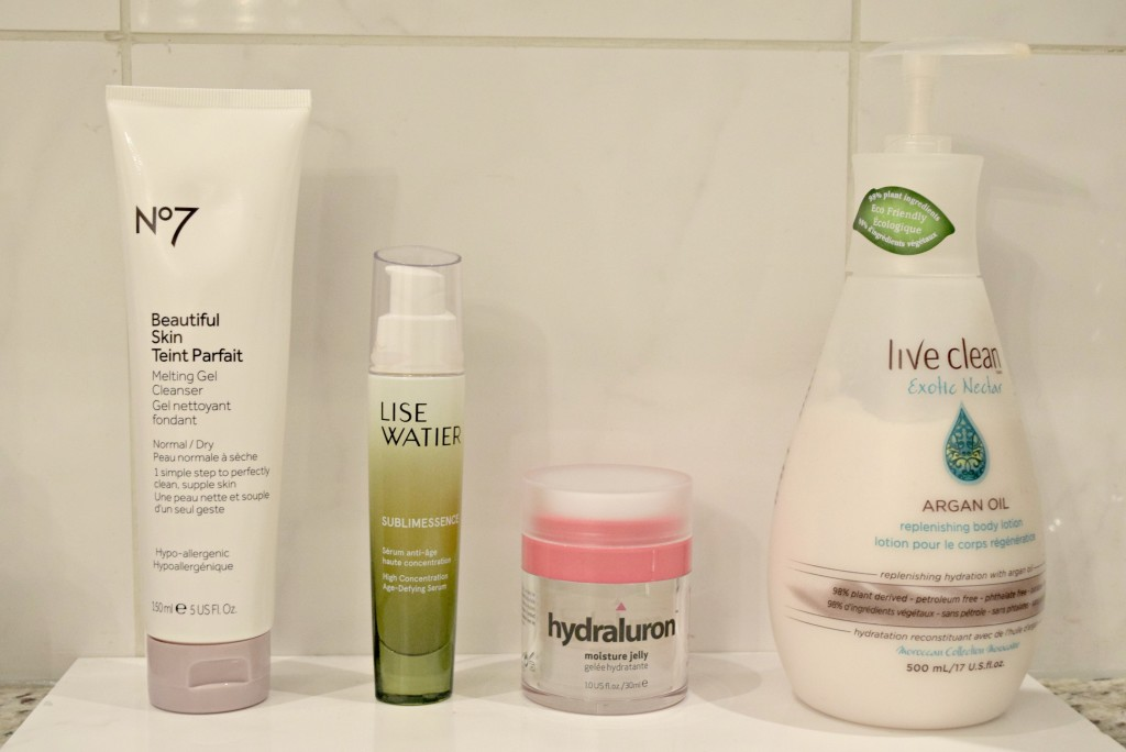 PC dry skin products
