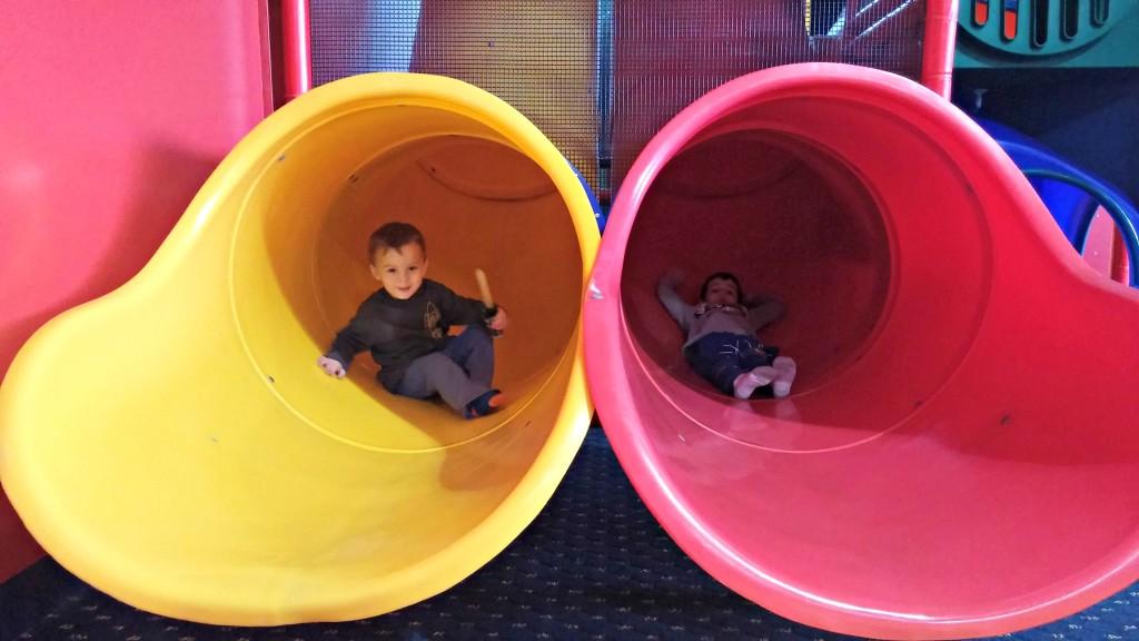 Microsoft indoor playground