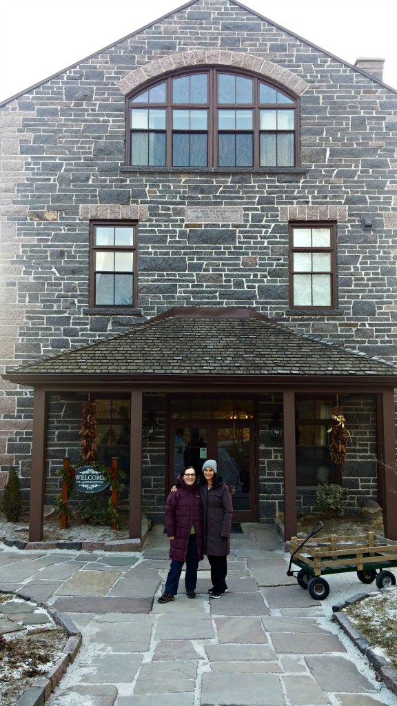 ste anne's spa me and my mom