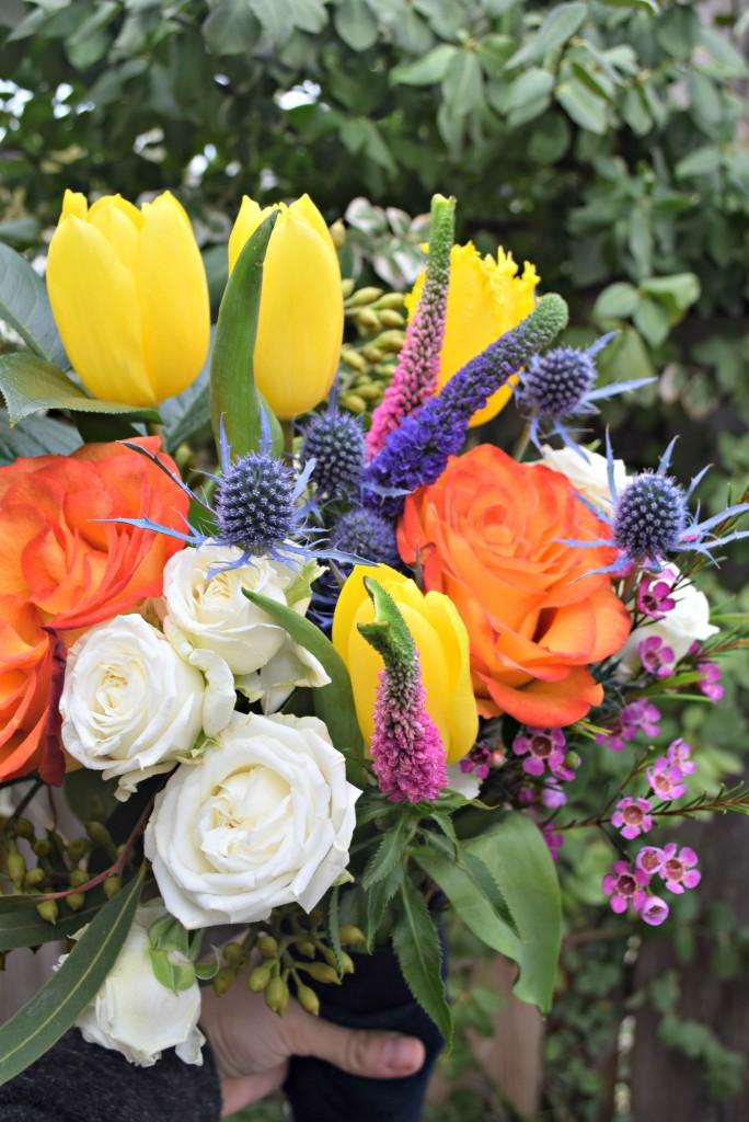tonic blooms bouquet