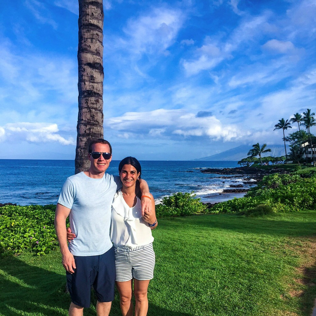 Maui John and I