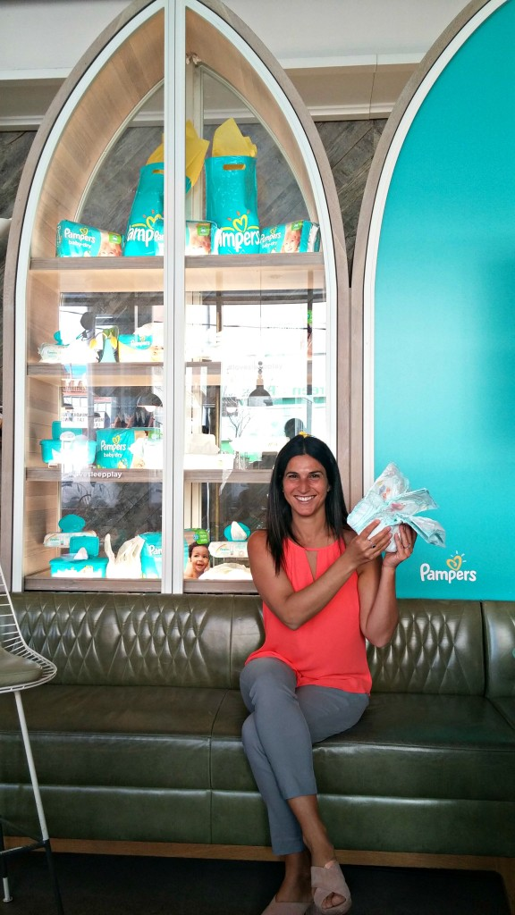 pampers baby dry event me