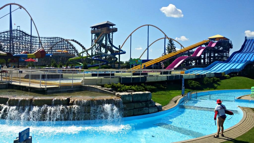 Wonderland Splash Works