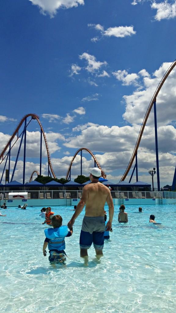 wonderland wave pool