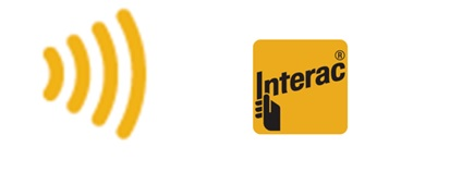 interac flash symbol