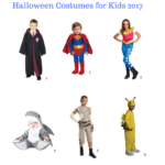 My top 6 Halloween costumes picks for kids
