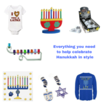 Specialty items to help you celebrate Hanukkah