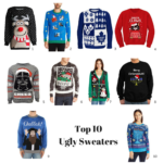 The best of this season's ugly sweaters!