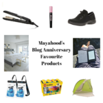 Sharing some of my favourite products of all time for my blog anniversary