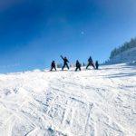 Multi-Generational Ski trip to Tremblant