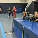 Keep your kids active in the winter with True North Sports Clinics